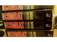 In Combat - 4 full binders