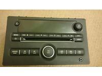 Saab 9-3 cd player
