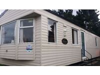 Last min reduced Holiday caravan Haven Seton Sands Near Edinburgh