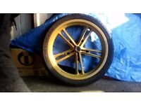 yamaha yzf-r125 wheels