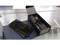 With RECEIPT Brand New BOXED Unlocked Samsung Galaxy S8+ S8 PLUS 64GB BLACK - SAMSUNG Warranty
