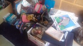 Car boot / table top sale items