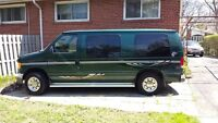 FOR SALE Wheelchair accessible Van