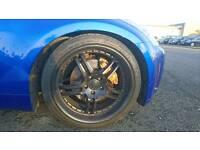"5x114.3 19"" wheels"