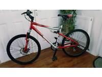 Apollo bike excellent condition