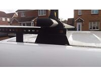 VAN GUARD ROOF RACK FOR RENAULT TRAFIC AND VIVARO NEW SHAPE