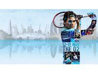 ATP World Tour Finals - FINAL - 19/11/17 - 2 Available