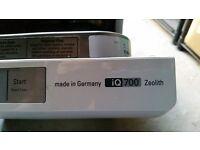 Seimens IQ700 digital dishwasher