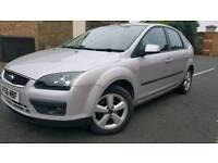 FORD Focus Zetac 2006 low mileage 70k HPI Clear warranty Mileage