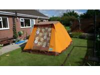 Lichfield 4 Man Framed Tent