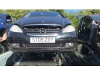 2005 MERCEDES A-CLASS A150 CLASSIC SE (MANUAL PETROL)