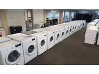 New Ex-Display and Graded Washing Machines- Dryers-Dishwashers CHEAPEST APPLIANCES IN LEICESTER