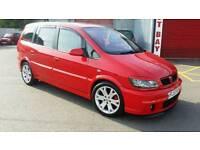 2003 vauxhall zafira Gsi Turbo, rare flame red, 1 of 22 made