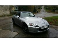 Honda S2000 AP2 2004 with private plate included.
