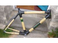 ENSO Hemp bike frame - road/ race