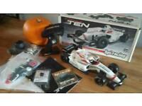 Hpi Formula ten f1 rc car f10