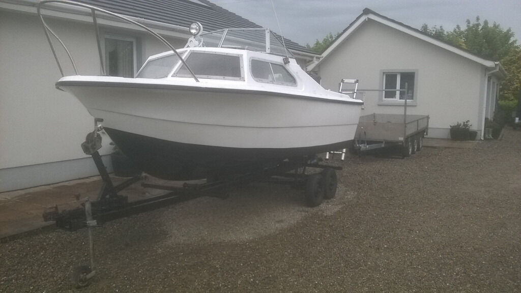 20ft norman fishing boat for sale