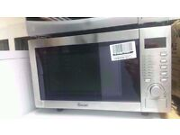 Swan Silver Brand New Microwave. R.R.P. £109.99 NOW £59