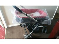 Pushchair (travel system) for sale