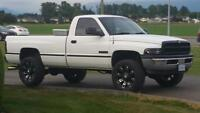 Dodge Ram 2500 twin turbo 12 valve