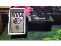 Marshall Effect Pedal - ED- 1 The Compressor