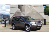 2007 56 LAND ROVER FREELANDER 2.2 TD4 SE FSH(PART EX WELCOME)