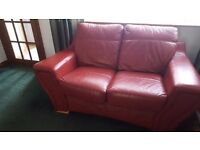 2 seater sofa for sale - £100