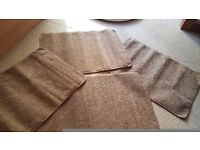 Machine washable rugs!! 1 large and 5 small