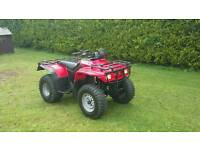 Honda Quad Fortrax 250