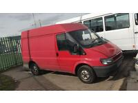 2004 Ford transit spares or repairs