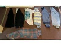 Large bundle of men clothes size s
