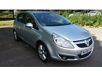2008 Vauxhall Corsa Design Automatic 5 Door