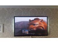 "3D Samsung 51"" Television"