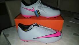 Nike JR Mercurial Victory V FG Boots UK size 5