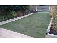 Gardening Service. Decking, Fence, Turfing, Cutting