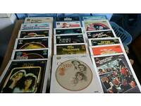 Collection of video disc's (18)