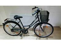 Great konsul city cruiser bike with 7speed hub in good condition all fully working