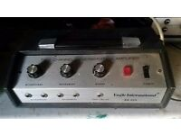 Eagle International Reverb Amplifier RA 859.
