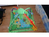 Fisher Price rain forest baby gym excellent condition