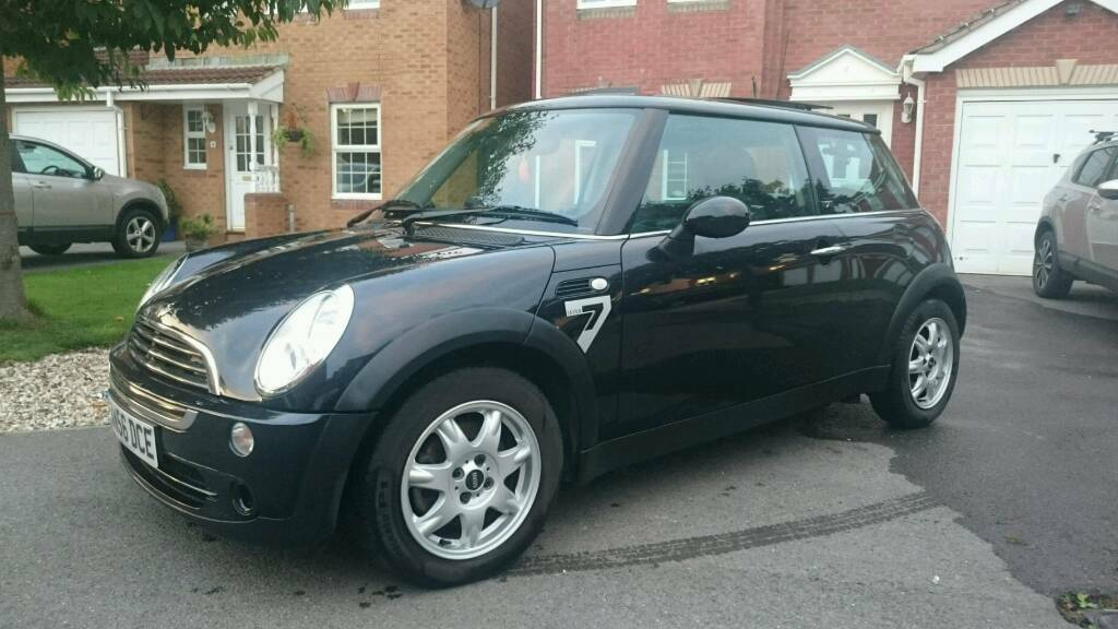 Mini One Seven 1.6 2006 Astro Black