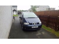 Seat Alhambra Stylance for sale 2007