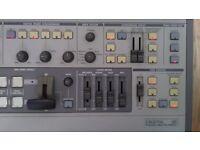 Panasonic digital video mixer WJ-MX 12