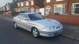 02 Reg Hyundai Coupe 2.0 Automatic Sports Coupe Auto Not Astra Vectra Mondeo Golf Bora Passat