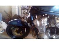 Suzuki bandit mk1 600cc