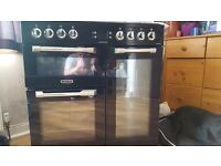 Leisure CS90F530K_BK Dual Fuel Range Cooker in Black