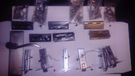 DOOR HINGES AND LATCHES £15ono