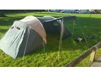 Tent - Pro Action 4 man