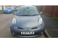 Nissan MICRA 57 plate 1.2