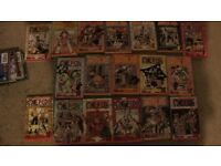 ONE PIECE Manga Collection / Set of 18 Volumes Total.