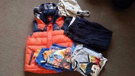 Boys Clothes 7-8,8-9 &9-10.